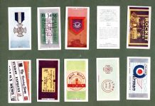 TRADE/ cigarette cards set Collecting CHEESE LABELS, RAZER BLADE WAPPERS,STAMPS